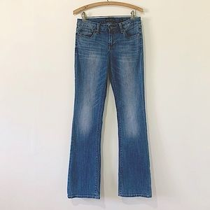 Lucky Brand Lolita Boot Cut Blue Jeans 28